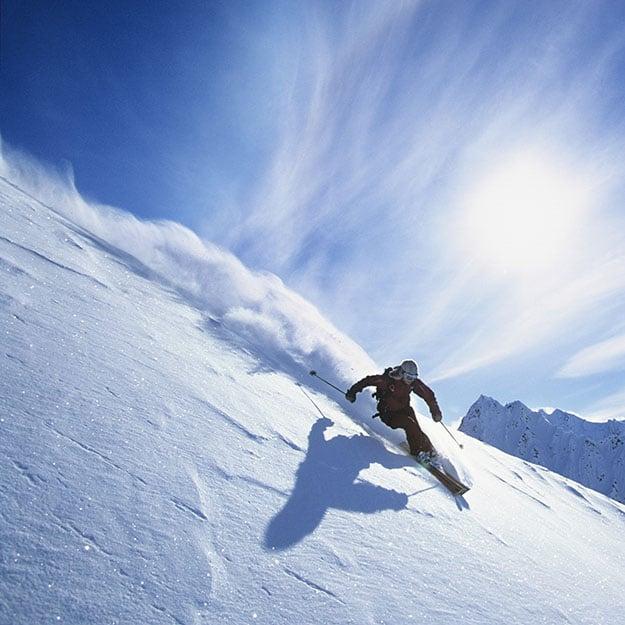 ikon-skier